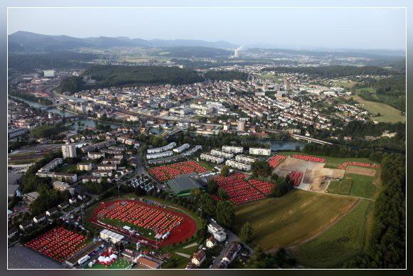 Olten Switzerland  city photo : ... Olympic Gigathlon 2012 in the Kleinfeld area in Olten / Switzerland